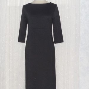 NWOT Hanna Andersson Black Maxi Dress